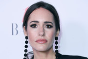 Louise Roe attends Harper's BAZAAR celebration of the 150 Most Fashionable Women presented by TUMI in partnership with American Express, La Perla and Hearts On Fire at Sunset Tower Hotel on January 27, 2017 in West Hollywood, California.