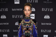 Daphne Groeneveld in Balmain - Every Stunning Look from Harper's Bazaar's 'ICONS' Party