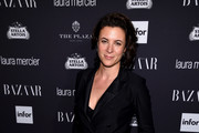 """Garance Dore attends Harper's Bazaar's celebration of """"ICONS By Carine Roitfeld"""" presented by Infor, Laura Mercier, and Stella Artois  at The Plaza Hotel on September 9, 2016 in New York City."""
