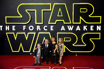 Harrison Davis 'Star Wars: The Force Awakens' - European Film Premiere - Red Carpet Arrivals