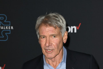 "Harrison Ford Premiere Of Disney's ""Star Wars: The Rise Of Skywalker"" - Arrivals"