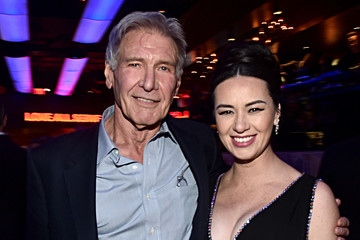 "Harrison Ford Cara Gee World Premiere For 20th Century Studios' ""The Call of the Wild"""