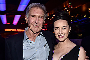 Harrison Ford Cara Gee 2020 Getty Entertainment - Social Ready Content
