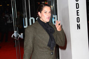 (UK TABLOID NEWSPAPERS OUT) Tracy Emin attends the European premiere of Harry Brown held at the Odeon Leicester Square on November 10, 2009 in London, England.