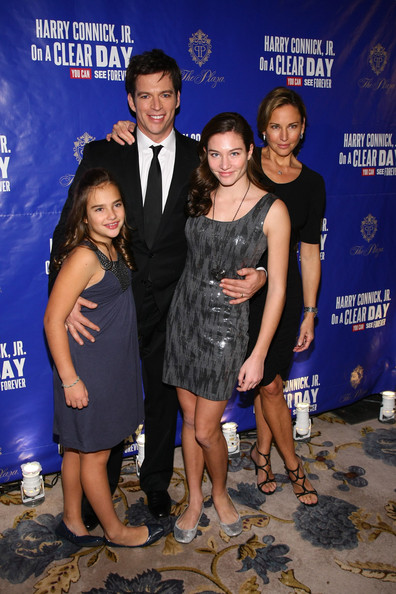 "Harry Connick Jr Daughters ""on a clear day you can see"