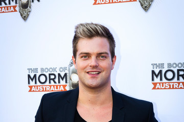Harry Cook 'The Book of Mormon' Opening Night - Arrivals