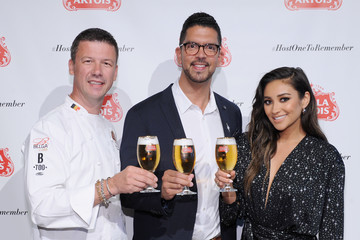 Harry Lewis Shay Mitchell and Stella Artois Host One to Remember This Summer at the Stella Artois Braderie