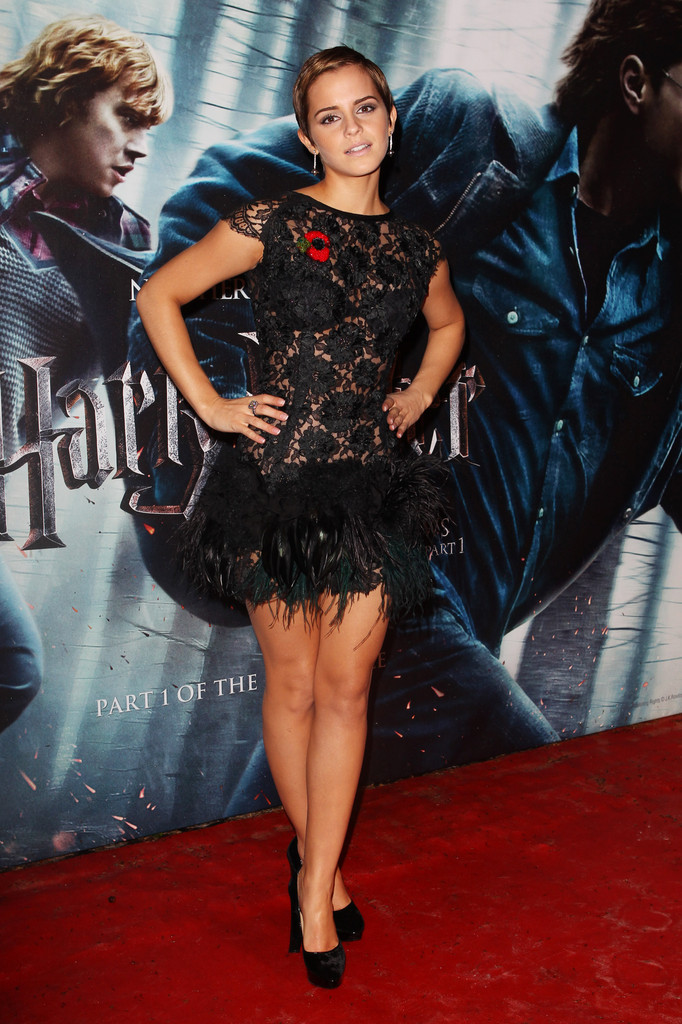 Emma Watson Photos Photos - Harry Potter And The Deathly ...
