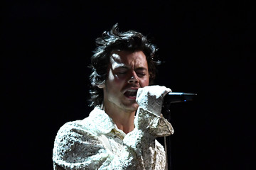 Harry Styles The BRIT Awards 2020 - Show