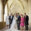 Hartmut Lademacher Wedding Of Prince Felix Of Luxembourg & Claire Lademacher : Reception At 'Couvent Royal'