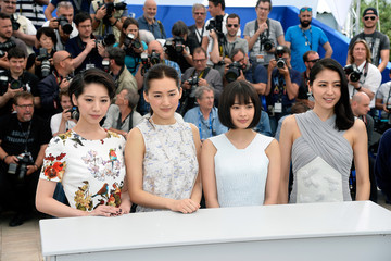 Haruka Ayase 'Notre Petite Soeur' Photocall - The 68th Annual Cannes Film Festival