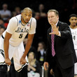 Tom Izzo and Adreian Payne Photos