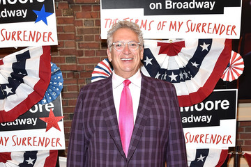Harvey Fierstein 'The Terms of My Surrender' Broadway Opening Night - Arrivals & Curtain Call