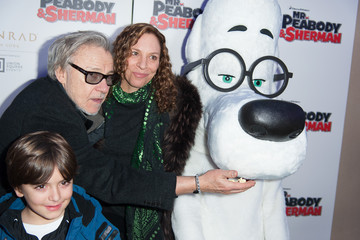 "Harvey Keitel DreamWorks Animation With 20th Century Fox And Union Square Events Host A Screening DreamWorks"" Mr. Peabody And Sherman"""