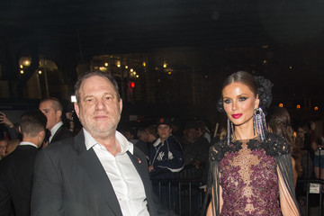 Harvey Weinstein Georgina Chapman 'China: Through The Looking Glass' Costume Institute Benefit Gala - After Parties