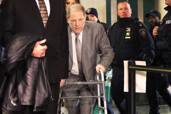Harvey Weinstein Trial Continues In New York