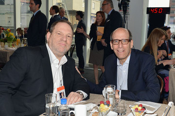 Harvey Weinstein Bloomberg Breakfast at the Tribeca Film Festival