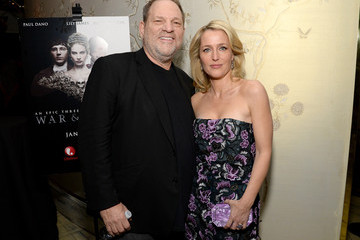Harvey Weinstein The Weinstein Company And A+E Networks 'War and Peace' Screening