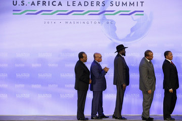 Hassan Sheikh Mohamud Africa Leaders Summit Continues
