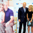 """Tim Hasselbeck The Hasselbeck's Reveal Their """"Got Milk"""" Ad At Scholastic Parent and Child"""