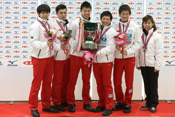Hatomi Nagaoka 30th All Japan Curling Championships