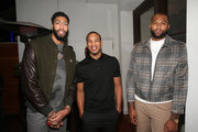 Anthony Davis and DeMarcus Cousins Photos Photo