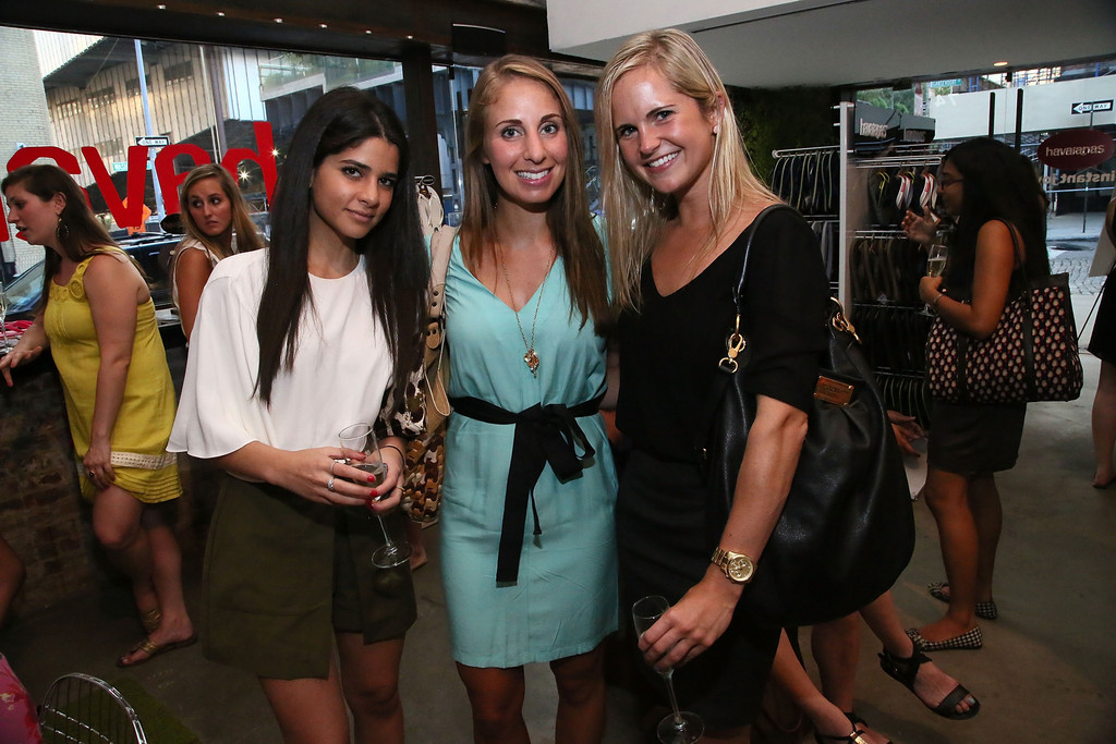 1c084c9ae Yael Berman Photos»Photostream · Pictures. Havaianas and Marie Claire  Summer Kick-Off Event