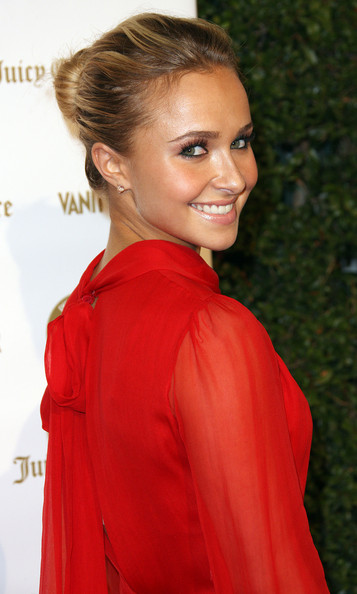 "Hayden Panettiere - Vanity Fair And Juicy Couture ""Vanities"" 20th Anniversary - Arrivals"