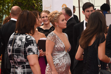Hayden Panettiere Arrivals at the 66th Annual Primetime Emmy Awards — Part 2