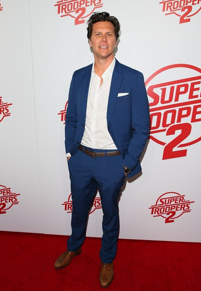 "Premiere Of Fox Searchlight Pictures' ""Super Troopers 2"" - Arrivals"