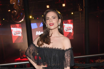 Hayley Atwell Three Empire Awards - Cocktail Reception
