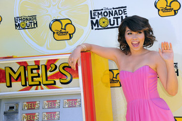 "Hayley Kiyoko Premiere Of Disney Channel's ""Lemonade Mouth"" At Stevenson Middle School"