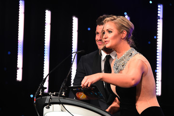 Hayley McQueen BT Sport Industry Awards 2016