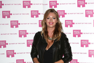 Hayley McQueen Breast Cancer Campaign Launch Party