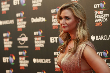 Hayley McQueen BT Sport Industry Awards
