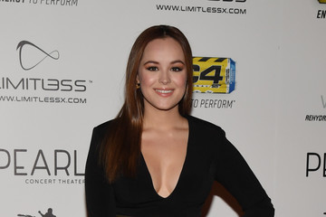 Hayley Orrantia 11th Annual Fighters Only World MMA Awards