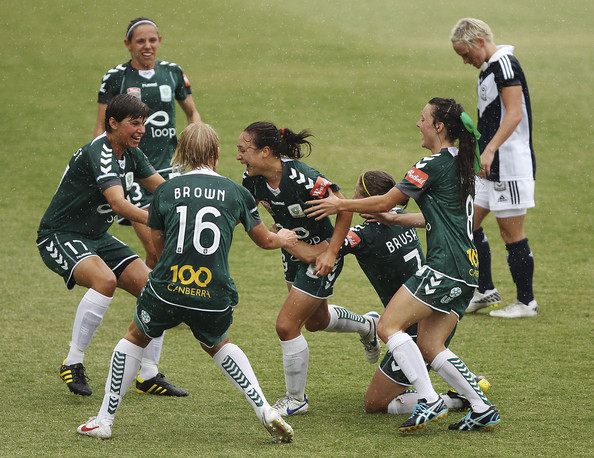 W-League Rd 9 - Canberra v Melbourne