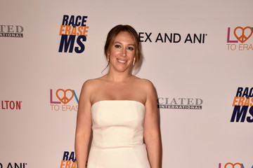 Haylie Duff 24th Annual Race To Erase MS Gala - Arrivals
