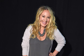 Haylie Duff Grand Tasting Presented by ShopRite Featuring Samsung Culinary Demonstrations
