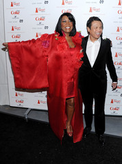 Patti LaBelle Zang Toi The Heart Truth's Red Dress Collection 2011 - Arrivals - MBFW