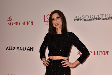 Heather Dubrow 24th Annual Race To Erase MS Gala - Arrivals