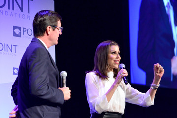 Heather Dubrow Point Foundation's Voices On Point Gala