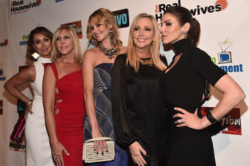 Heather Dubrow Premiere Party For Bravo's 'The Real Housewives Of Orange County' 10 Year Celebration - Red Carpet