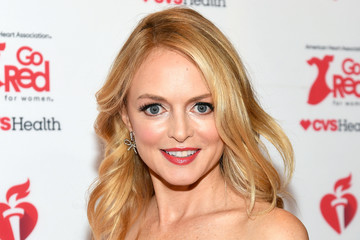 Heather Graham The American Heart Association's Go Red For Women Red Dress Collection 2020 - Arrivals & Front Row