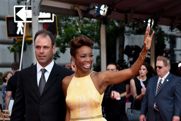 Heather Headley FIJI Water At 2016 Tony Awards