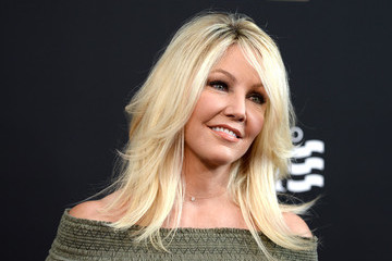 Heather Locklear TLC 'Too Close To Home' Screening