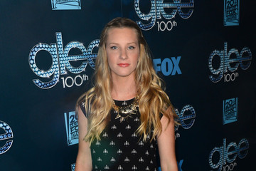 Heather Morris 'Glee' Celebrates 100 Episodes