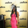 Heather Small Celebs Go to the Races in Melbourne