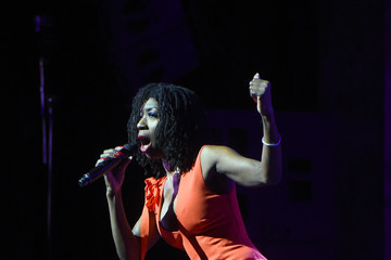 Heather Small Magic Soul Performs at the London Palladium