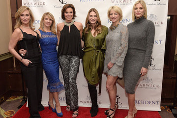 "Heather Thompson Countess Luann de Lesseps' ""Resident Magazine"" Cover Party"